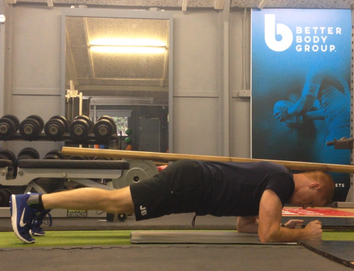How to Plank you way to Sweet Sweet Ab's